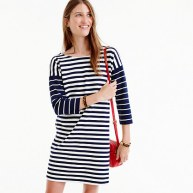 j-creew-colorblock-stripe-ponte-dress
