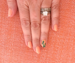 cactus mani olive and june