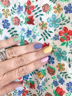 mani monday easter jcrew liberty