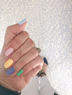 mani monday easter jcrew