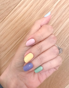 mani monday easter olivejune 1
