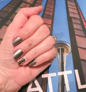 mani monday space needle seattle