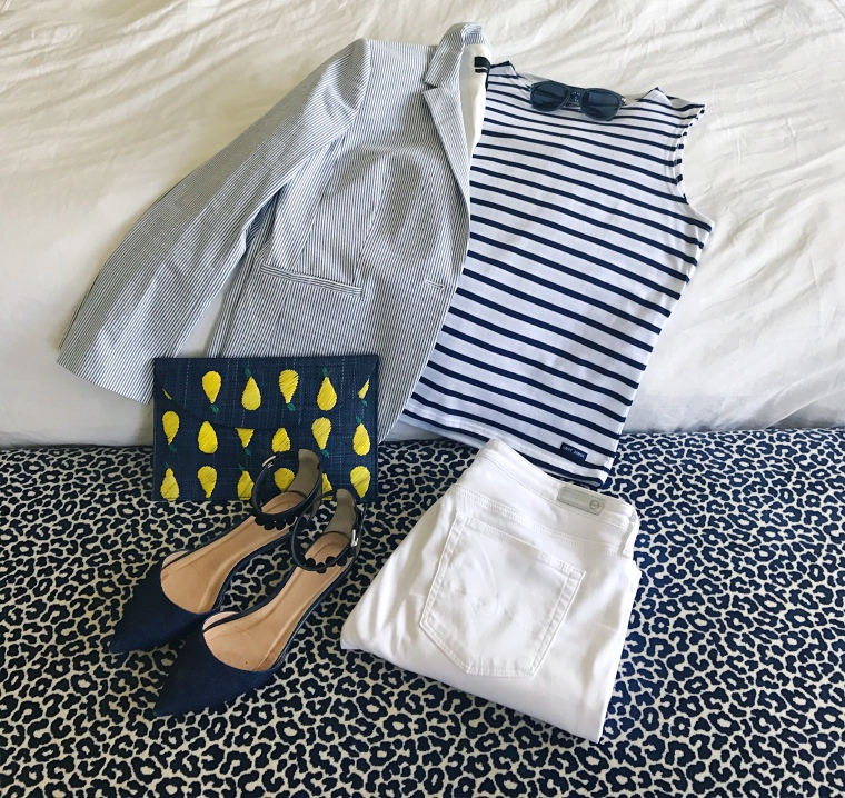 Jcrew saint james kayu designs flatlay