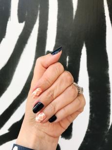 nail art giraffe jcrew fitbit rolex 2