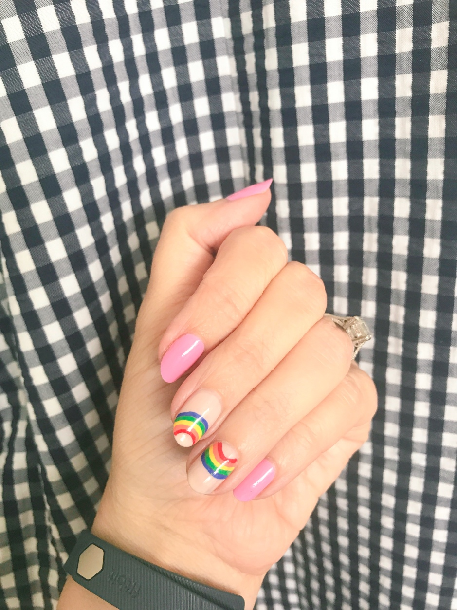 rainbow-nailart-jcrew-fitbit