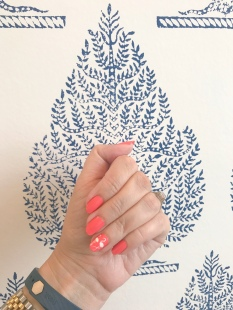 nailart-flamingo-hollywoodathome-fitbit-rolex
