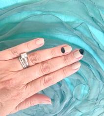 mani monday opi turquoise