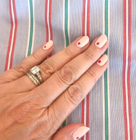 nailart-manimonday-essie-olivejune-jcrew-stripes