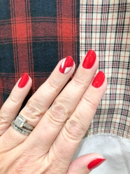 manimonday-nailart-helmetlang-holiday-candycane-plaid