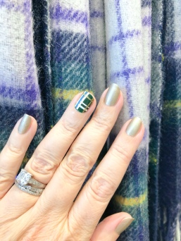 manimonday-chanel-plaid-jcrew