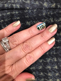 manimonday-chanel-plaid-theory