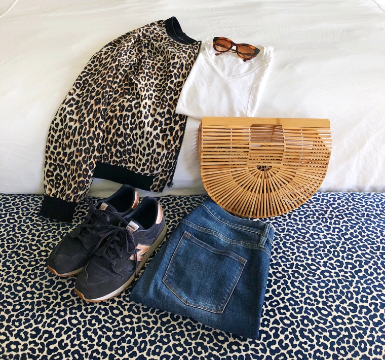 leopardprint-jcrew-cultgaia-equipment-faceaface-newbalance-flatlay