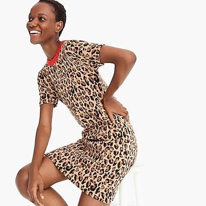 leopard dress demylee